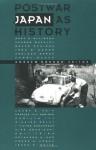 Postwar Japan as History - Andrew Gordon
