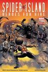 Spider-Island: Heroes For Hire #1 - Dan Abnett, Andy Lanning, David Yardin, Kyle Hotz, Bob Almond, J. Ramos, Veronica Gandini