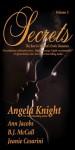 Secrets: Volume 3 - Angela Knight, B.J. McCall, Jeanie Cesarini, Ann Jacobs
