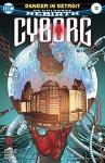 Cyborg (2016-) #13 - John Semper Jr., Guy Major, Allan Jefferson, Tony Kordos
