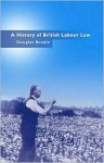 A History of British Labour Law: 1867-1945 - Douglas Brodie