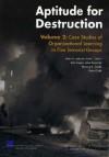 Aptitude for Destruction, Volume 2: Case Studies of Organizational Learning in Five Terrorist Groups - Brian A. Jackson