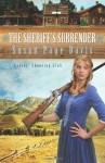 The Sheriff's Surrender - Susan Page Davis
