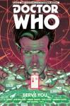 Doctor Who: The Eleventh Doctor Vol.2 - Boo Cook, Al Ewing, Rob Williams, Simon Fraser, Warren Pleece