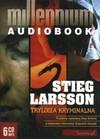 Trylogia Millennium. Książka audio 6 CD MP3 - Stieg Larsson