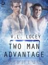 Two Man Advantage (Point Shot, #1) - V.L. Locey