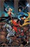 Teen Titans, Vol. 6: Titans Around the World - Geoff Johns, Tony S. Daniel, Sandra Hope