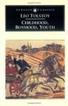 Childhood, adolescence, youth - Leo Tolstoy, F. Solasko