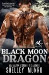 Black Moon Dragon (Dragon Investigators #3) - Shelley Munro