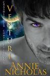 Venturi, Complete Serial Parts 1-4: Alien Sci-Fi Romance (Crashlander) - Annie Nicholas