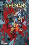 All-New Inhumans (2015-) #1 - Nico Leon, James Asmus, Charles Soule, Stefano Caselli