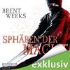 Sphären der Macht (Die Licht-Saga 3) - Brent Weeks, Bodo Primus, Deutschland Random House Audio