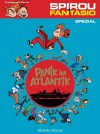 Spirou & Fantasio Spezial, Band 11: Panik im Atlantik - Lewis Trondheim, Fabrice Parme