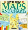 How to Draw Maps and Charts (Young Artist Series) - Pam Beasant