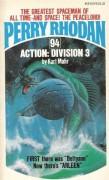 Action: Division 3 - Kurt Mahr
