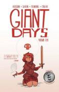 Giant Days Vol. 5 - John Allison,Max Sarin