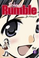 School Rumble, Volume 1 - William Flanagan, Jin Kobayashi
