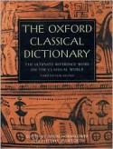 The Oxford Classical Dictionary - Simon Hornblower, Antony Spawforth