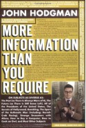 More Information Than You Require - John Hodgman