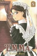 Emma, Vol. 05 - Kaoru Mori, 森 薫