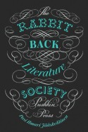 The Rabbit Back Literature Society - Pasi Ilmari Jaaskelainen, Lola M. Rogers