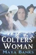 Colters' Woman - Maya Banks