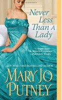 Never Less Than a Lady - Mary Jo Putney