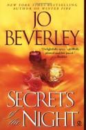 Secrets Of The Night - Jo Beverley