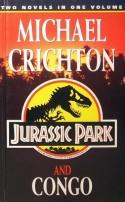 Jurassic Park and Congo - Michael Crichton