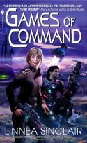 Games of Command - Linnea Sinclair