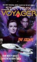 The Escape - Peter David, Kristine Kathryn Rusch