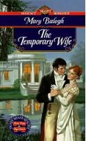The Temporary Wife - Mary Balogh