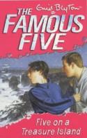 Five on a Treasure Island - Enid Blyton