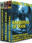 Harbinger of Doom - Glenn G. Thater