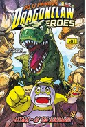 Po Li Pandas Dragon Claw Heroes - Attack of the Dinosaurs! (Part 1): Attack of the Dinosaurs! (Part 1) - John Gatehouse, Lisa Sankar-Zhu