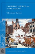 Common Sense and Other Writings - Thomas Paine