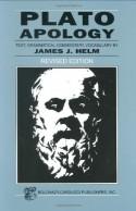 Apology - Plato, James J. Helm