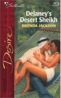 Delaney's Desert Sheikh - Brenda Jackson