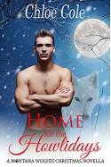 Home for the Howlidays: A Montana Wolves holiday novella - Chloe Cole