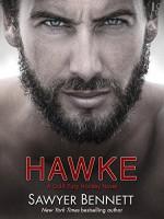 Hawke: A Cold Fury Hockey Novel (Carolina Cold Fury Hockey) - Sawyer Bennett