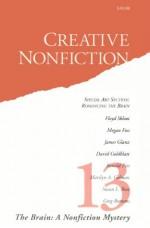 The Brain: A Nonfiction Mystery (Creative Nonfiction, No. 13) - Lee Gutkind