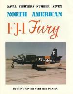 North American FJ-1 Fury - Steve Ginter, Ron Picciani