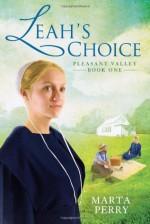 Leah's Choice - Marta Perry