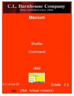 Maxium - Shaffer