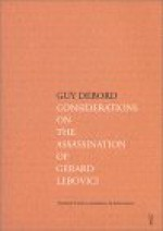 Considerations on the Assassination of Gerard Lebovici - Guy Debord