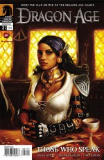 Dragon Age: Those Who Speak #2 - David Gaider, Alexander Freed, Chad Hardin