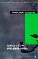 Notes from Underground - Fyodor Dostoyevsky, Larissa Volokhonsky, Richard Pevear