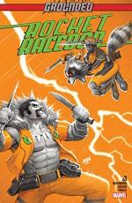 Rocket Raccoon (2016-) #3 - Matthew Rosenberg, Jorge Coelho, David Nakayama