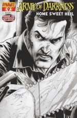 Army Of Darkness #9 Home Sweet Hell - Cover C: Summer '08 Convention Exclusive Variant Edition - JAMES KUHORIC, MIKE RAICHT, FERNANDO BLANCO, IVAN NUNES, FABIANO NEVES