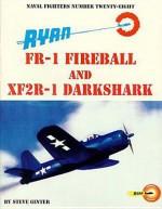 Ryan FR-1 Fireball and XF2R-1 Darkshark - Steve Ginter, San Diego Aerospace Museum Staff